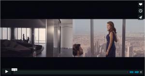 Burj Khalifa promo