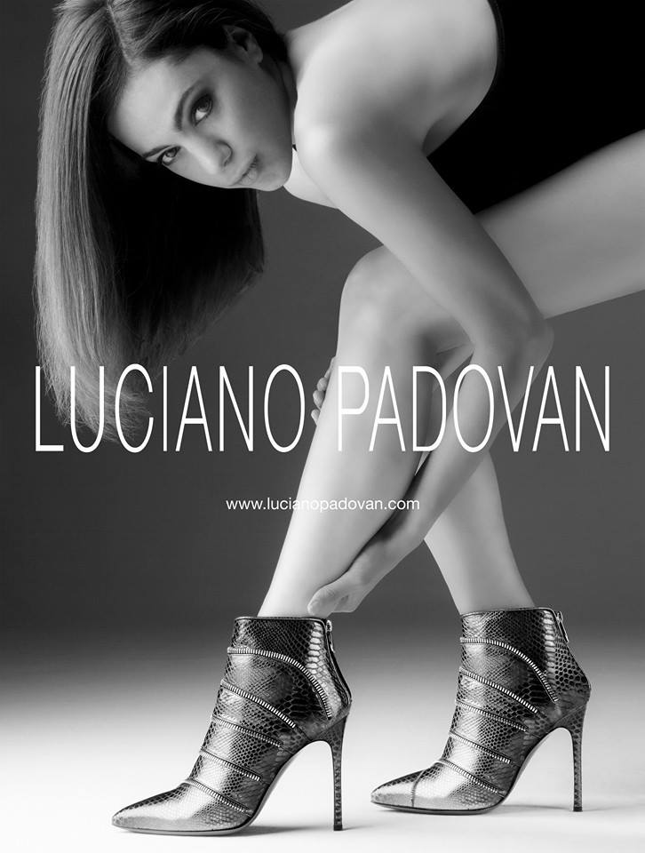 such a great day shooting beautiful collection by Luciano Padovan In Milan